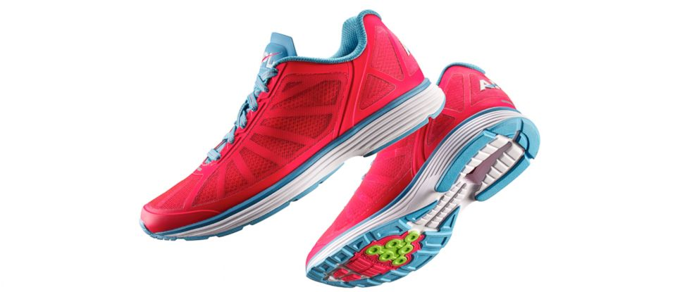 PHOTO: Athletic Propulsion Labs Windchill sneakers, which retail for $150, promise to put a literal spring in your step.