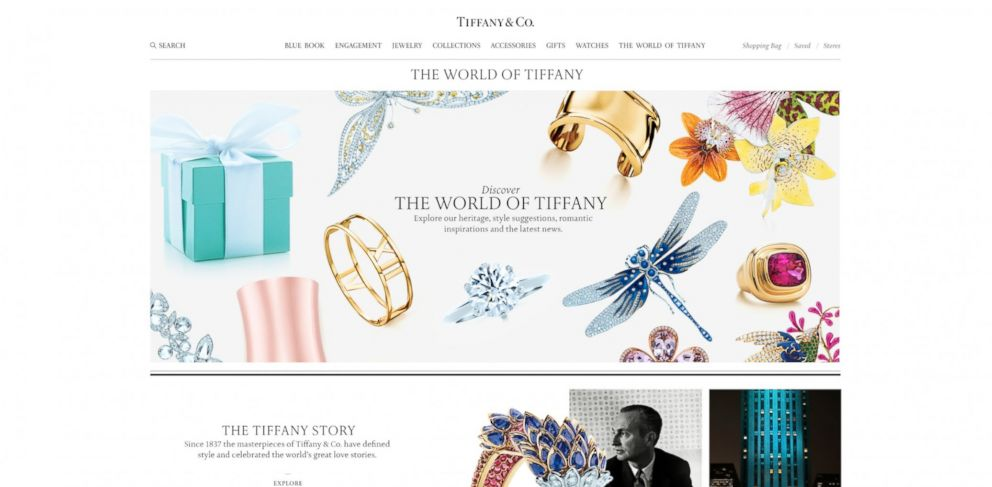 1d88e6b4241 On New Tiffany Site, Luxury Looms Large - ABC News