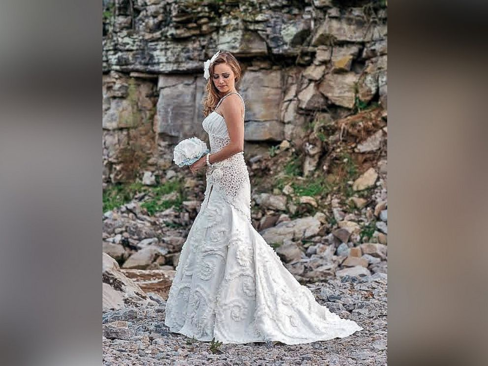 Photo The Ten Finalists For 12th Annual Toilet Paper Wedding Dress Contest Sponsored By