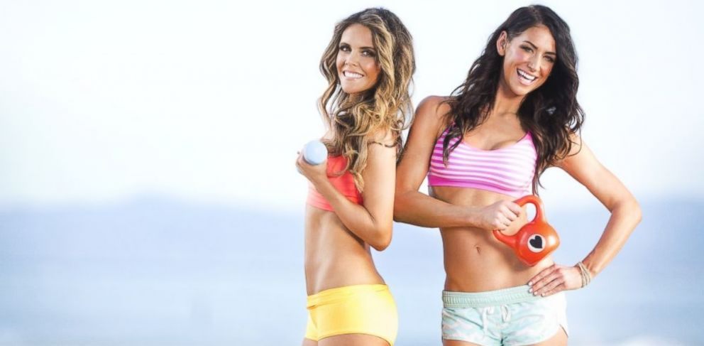 """Web-based fitness gurus Katrina Hodgson and Karena Dawn of """"Tone It Up"""" will premiere a new show on Bravo in 2014."""