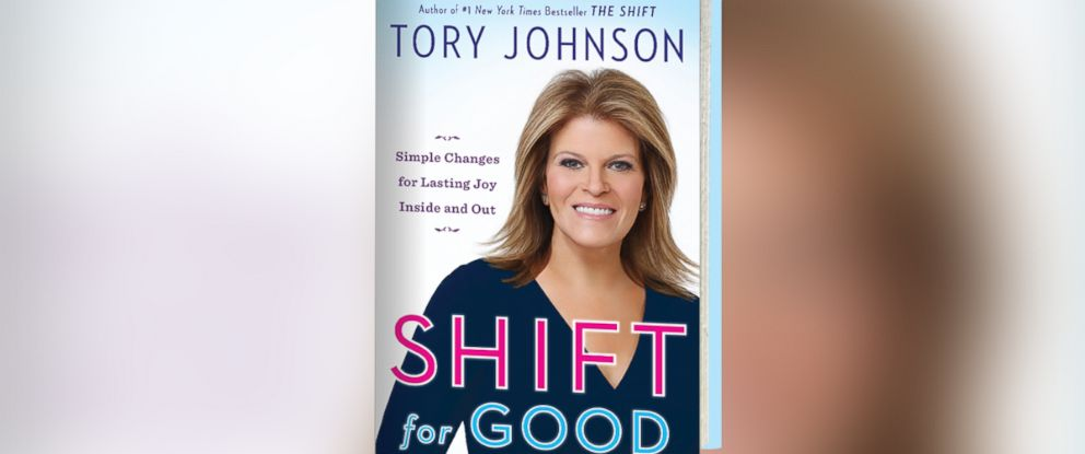 """PHOTO: Tory Johnson shares her journey of self-discovery after losing over 62 pounds, in her new book, """"Shift for Good."""""""