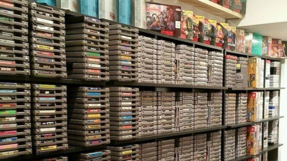 Resultado de imagen para video game collection
