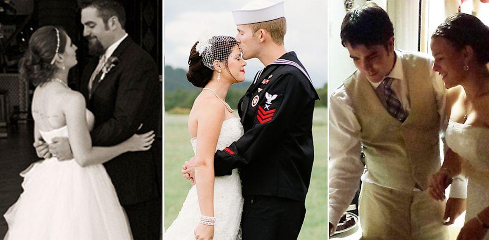 PHOTO: WEDDING COUPLES