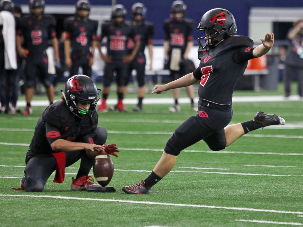 Texas high school football championship winners