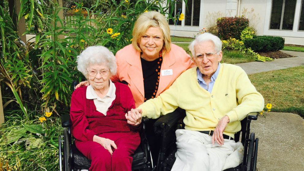 Married 76 Years, Couple Marks 100th Birthdays Together