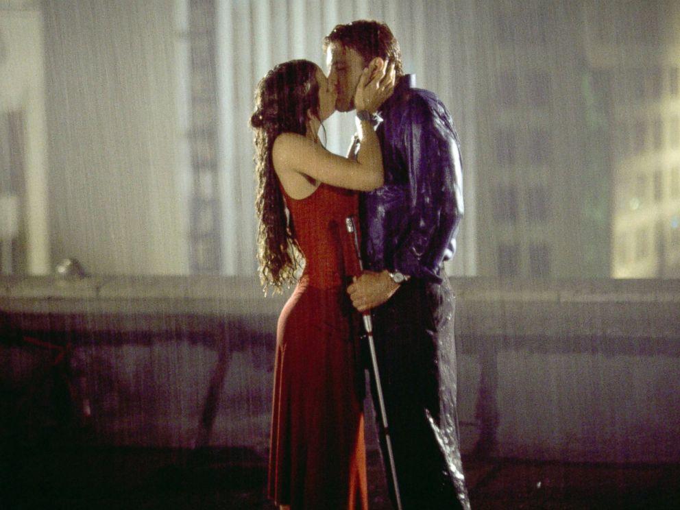 PHOTO: Jennifer Garner and Ben Affleck in Daredevil (2003).