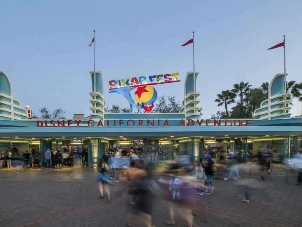 PHOTO: Pixar Fest, the biggest Pixar celebration ever to come to Disney Parks, presents beloved stories from Pixar Animation Studios in new ways at both Disneyland and Disney California Adventure Parks.