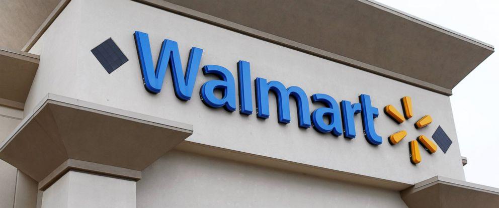 PHOTO: A Walmart store is seen in Encinitas, California, April 13, 2016.