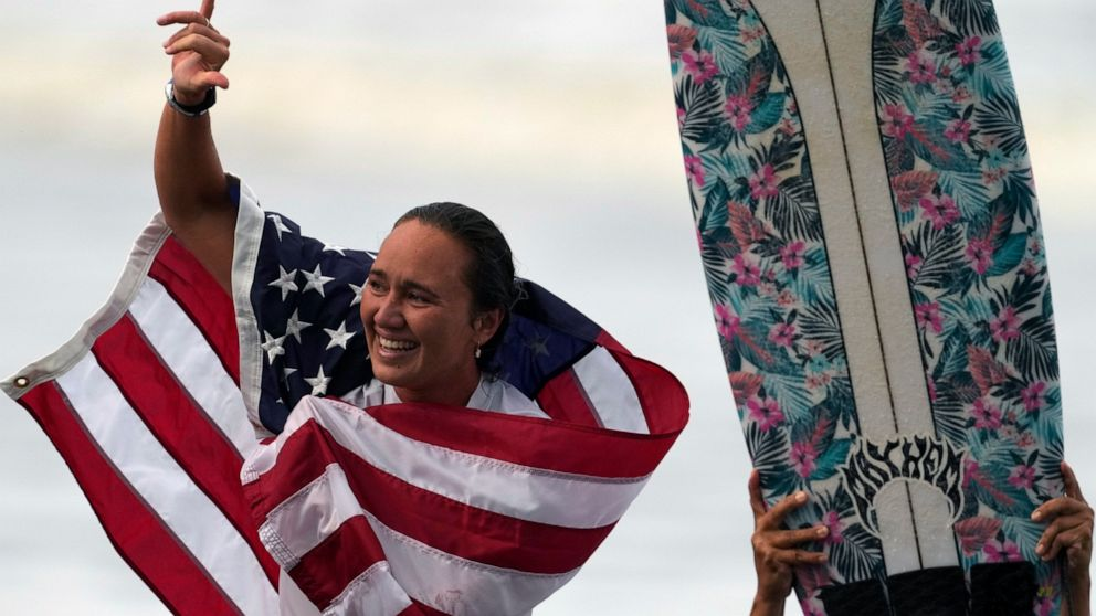 abcnews.go.com: Native Hawaiians 'reclaim' surfing with Moore's Olympic gold