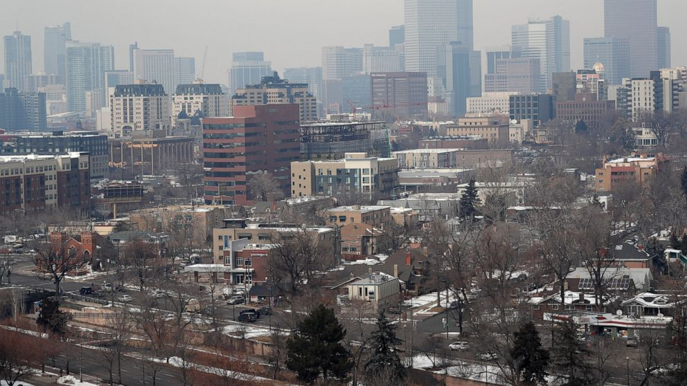 Colorado Air Quality >> In A Twist Colorado Asks Epa To Lower State S Air Rating