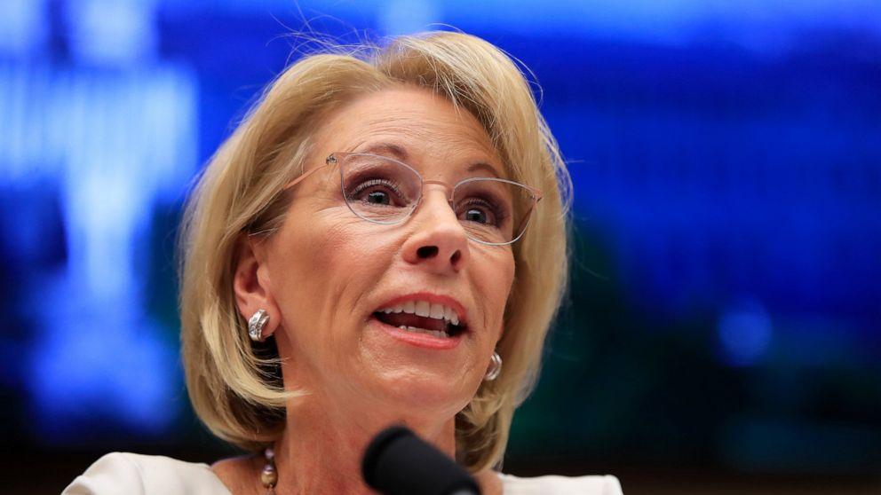 Education secretary: Teachers should protest on 'adult time'