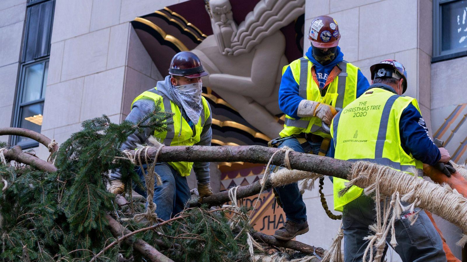 Download Rockefeller Center Christmas Tree Lighting 2020