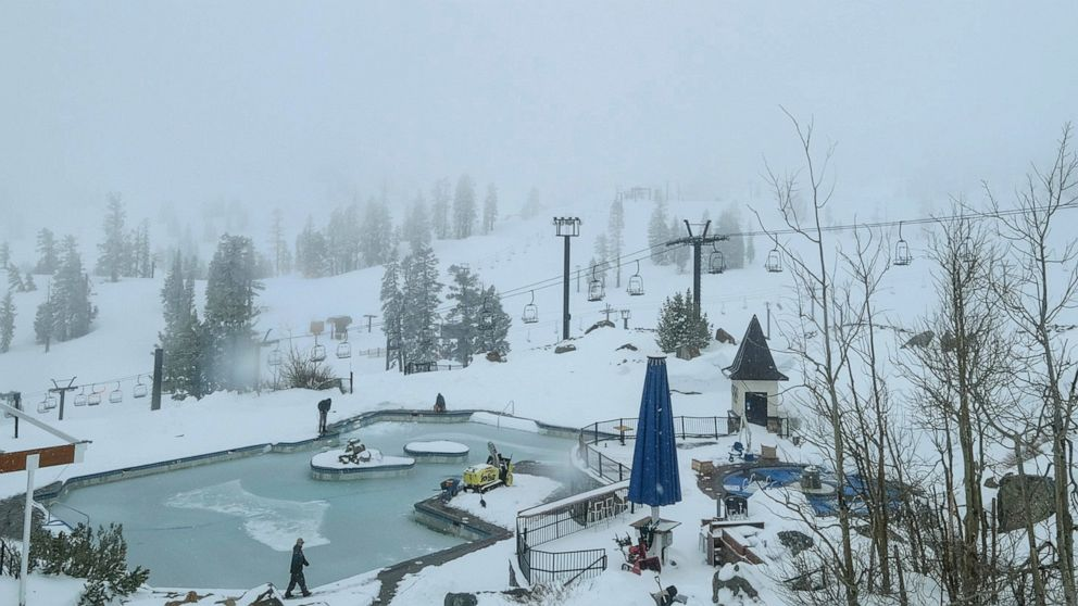 California sees more late-spring wintry weather