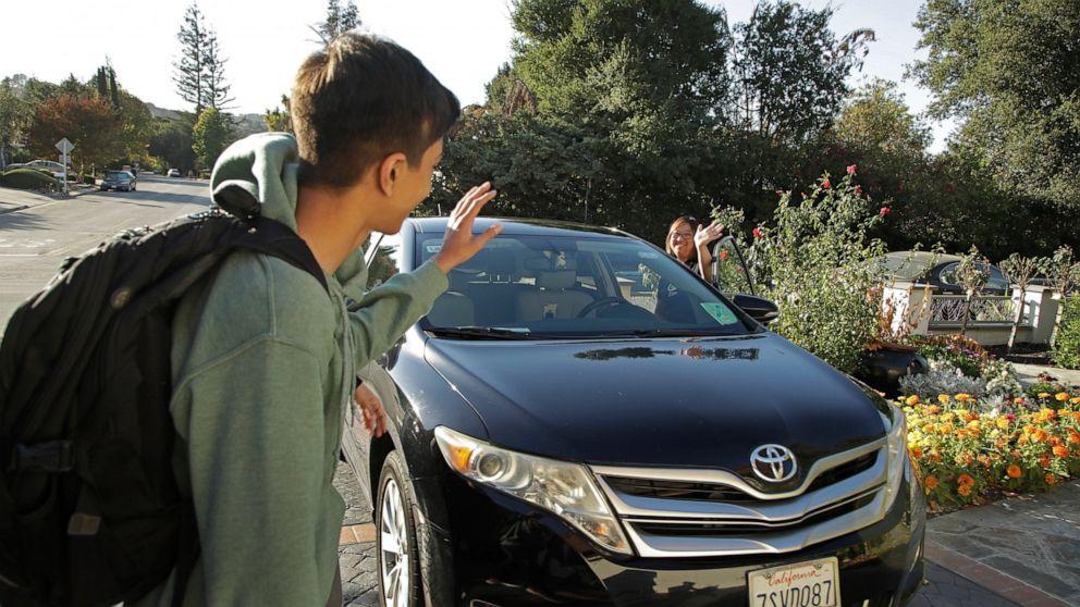 Where parents feel like chauffeurs, companies step in thumbnail