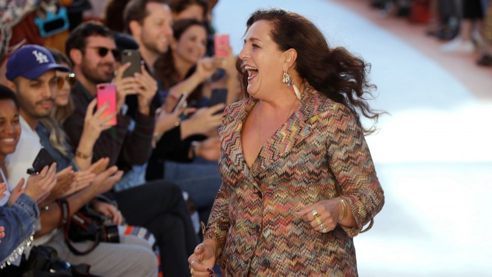 Angela Missoni resigns after 24 years as artistic director