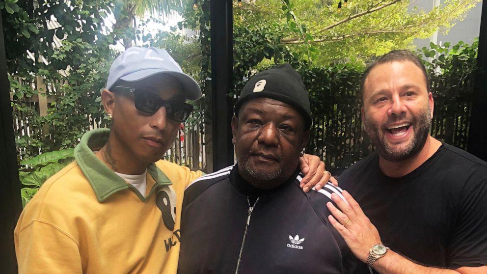 Singer Pharrell is making music on Miami's restaurant scene