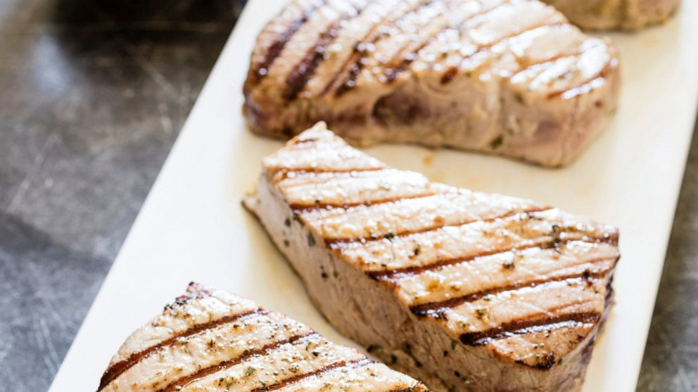 How To Grill Tuna With A Smoky Char And A Tender Interior Abc News