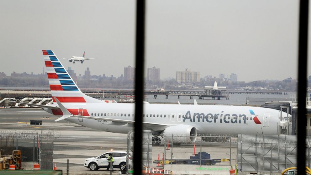 American Airlines cancels all Boeing 737 Max planes through August 19