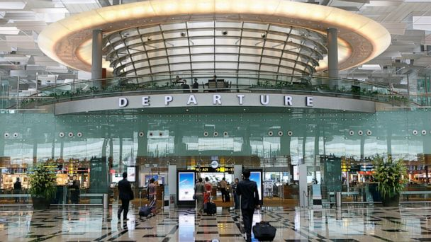 Singapore probes drones at airport that disrupted 63 flights