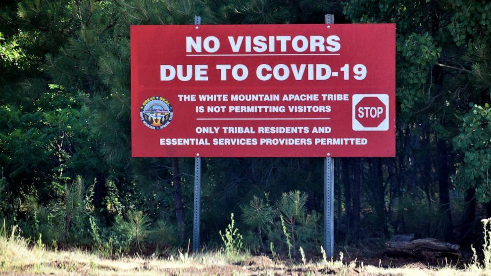 Hard-hit tribe takes strict steps as virus surges in Arizona thumbnail