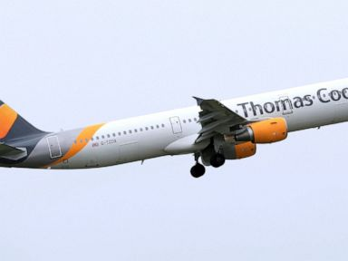 Travel firm Thomas Cook holds talks to avoid a collapse