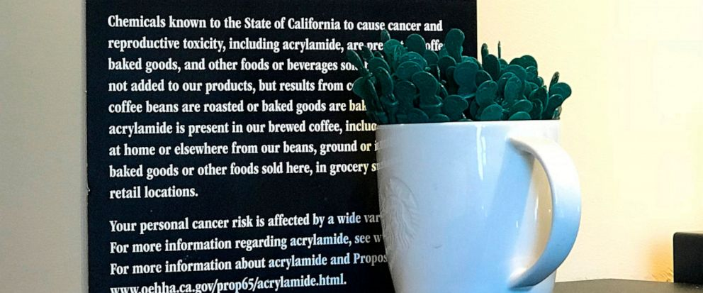 California gives its blessing to coffee