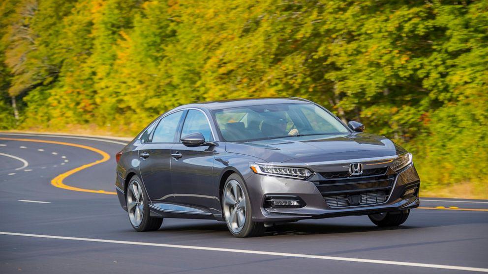 Edmunds Compares 2020 Honda Accord With Hyundai Sonata Abc News