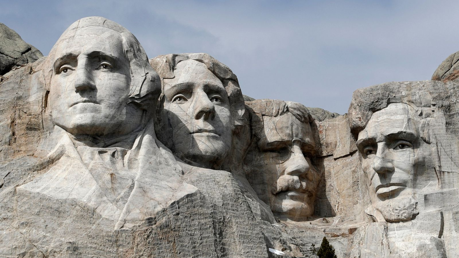 Mount Rushmore Memorial to begin major construction projects - ABC ...