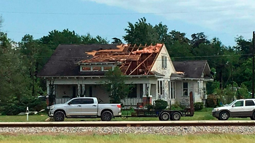 Million People at Risk as Deadly Storms and Tornadoes March East