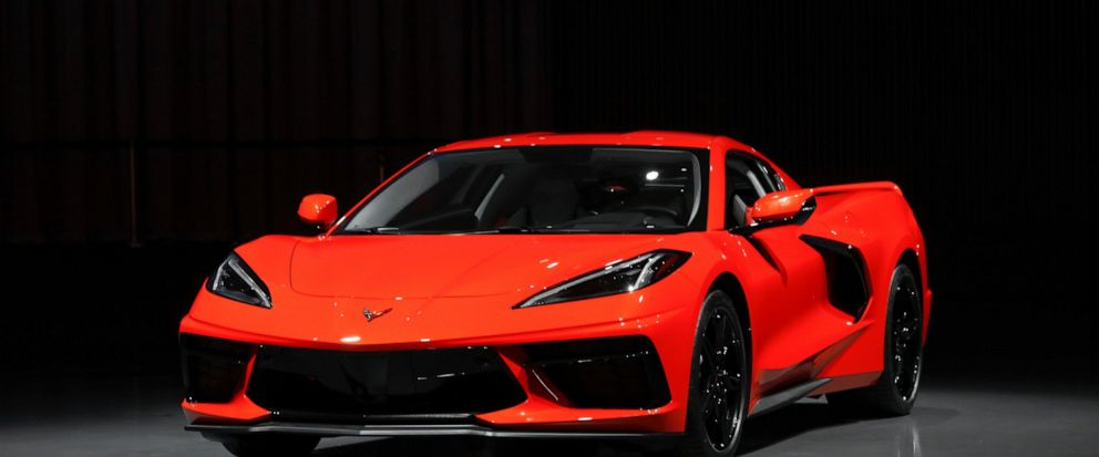 The Latest: New mid-engine Corvette starts under $60,000 ...