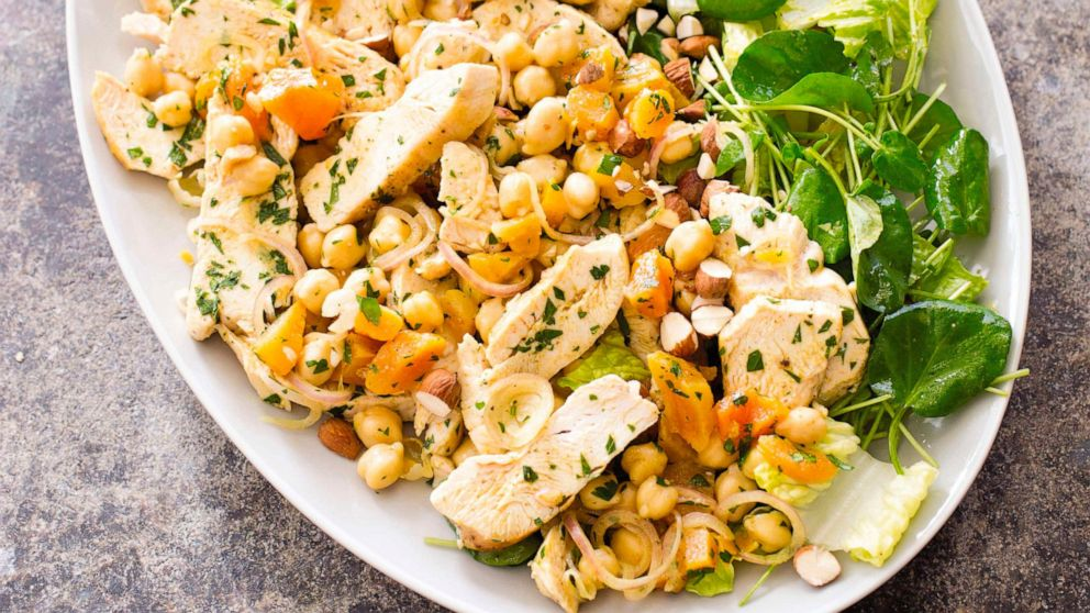 For A Creative Chicken Salad Get Inspiration From Morocco Abc News