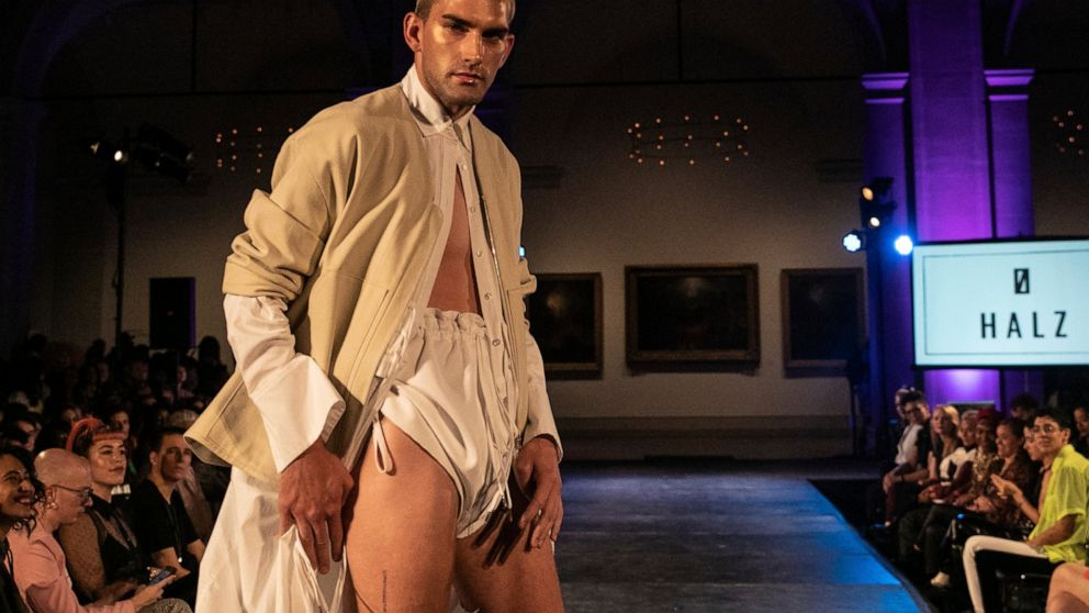 Queer style kicks off NY Fashion Week with inclusive show