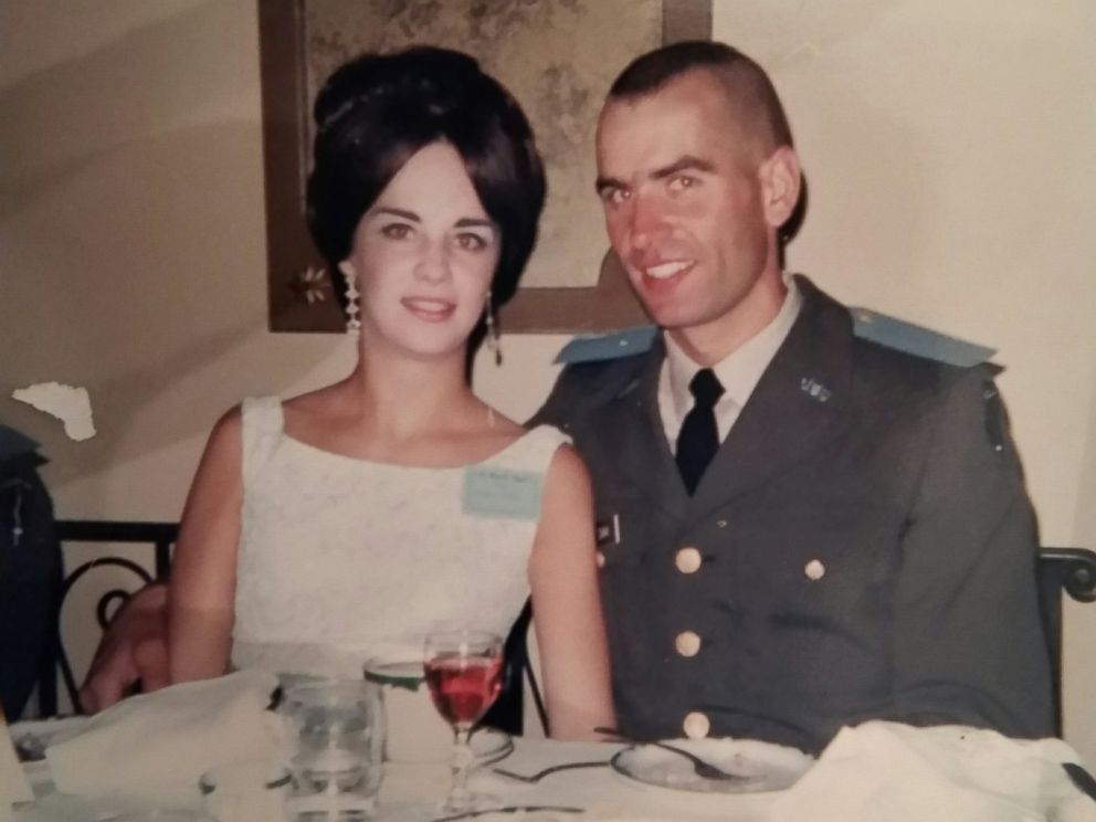 Couple celebrates 50th anniversary at wedding night hotel for