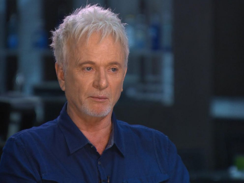 Actor Anthony Geary, seen here during his interview with Nightline, is leaving ABCs General Hospital after 37 years.