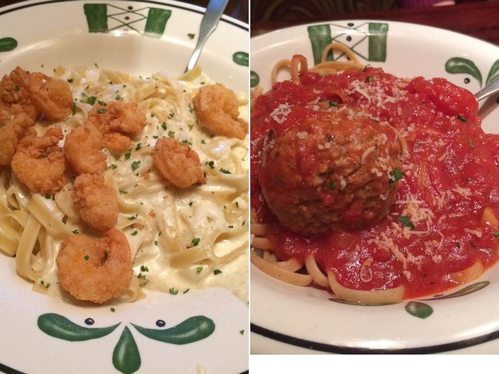 All The Pasta You Can Eat With Olive Garden S Never Ending: I Ate Olive Garden's Never Ending Pasta With The HAPIfork