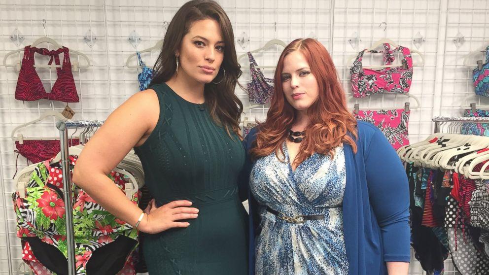 56f6c6c3d1205 Size 22 Woman Conquers Bikini Fear With Model Ashley Graham  Read ...