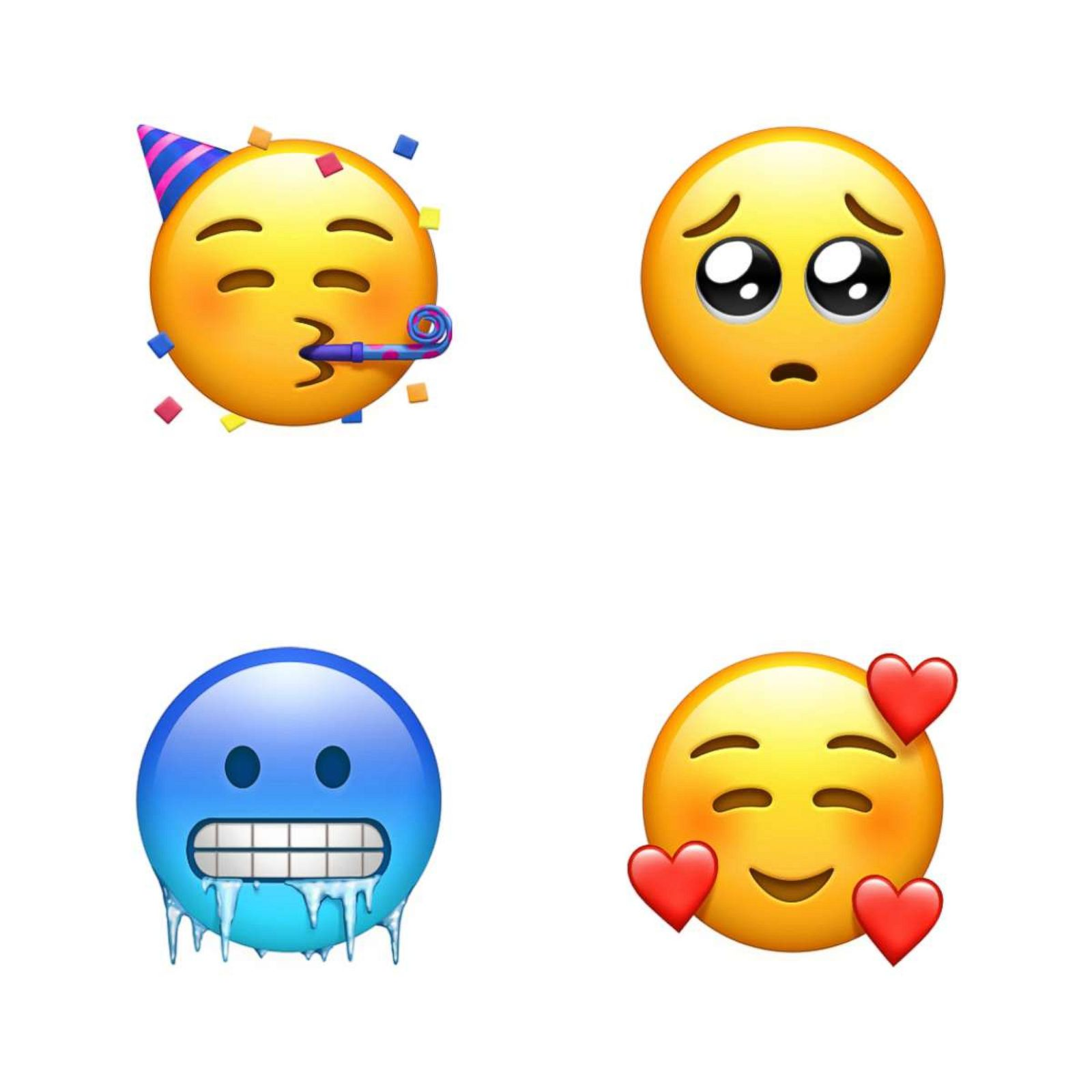 Marvelous 70 New Emojis Are Coming Soon Including More Hairstyles Download Free Architecture Designs Scobabritishbridgeorg