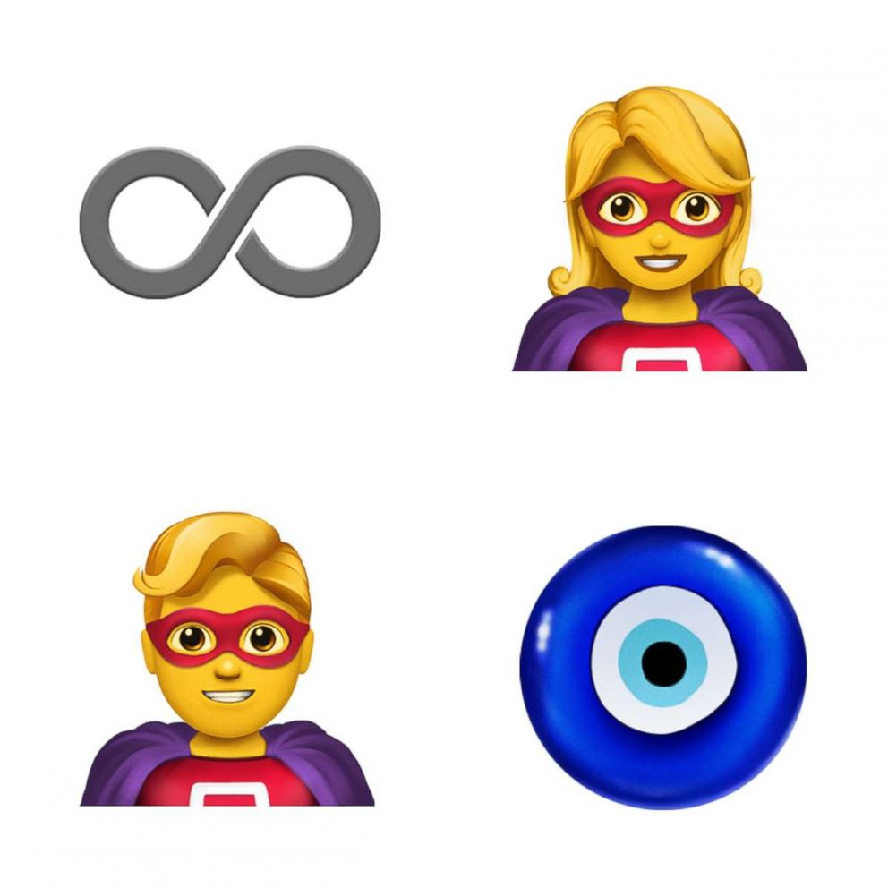70 New Emojis Are Coming Soon Including More Hairstyles Abc News