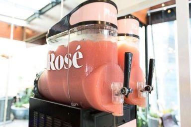 PHOTO: The mixologists at Arlo SoHo have mastered the summer slushy frose.