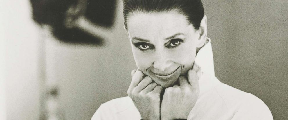 PHOTO: An image of Audrey Hepburn from one of her last significant shoots taken by Steven Meisel for Vanity Fair, May 1991, is up for auction at Christies.