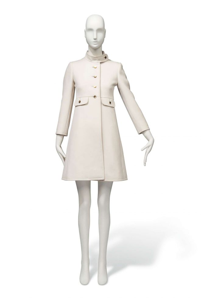 PHOTO: Audreys coat featured on the cover of Audrey in Rome by Luca Dotti, and Ludovicia Damiani, Harper Collins, 2011.