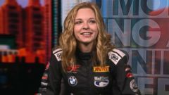 PHOTO: Aurora Straus, 19, talks about her race car career and why she deferred Harvard.