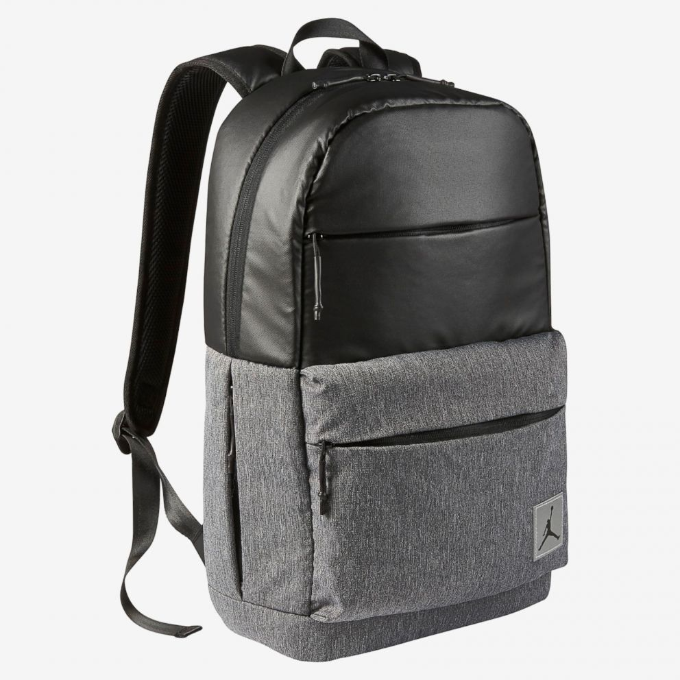 9cb4d65ba PHOTO: This Jordan Pivot Kids Backpack offers multiple pockets and sleeves  for easy storage.