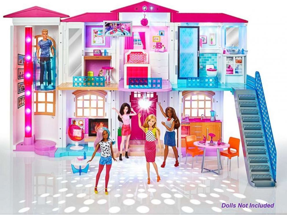 PHOTO: Barbie Hello Dreamhouse is pictured in this undated photo.
