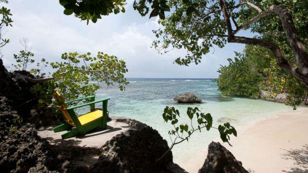 PHOTO: GoldenEye Hotel & Resort in Jamaica is seen here.