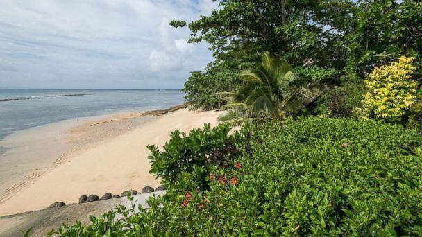 PHOTO: Taveuni Palms Resort in Fiji is seen here.
