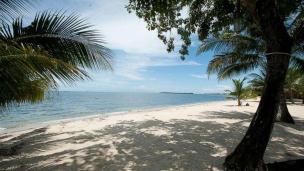 PHOTO: Turtle Inn in Belize is seen here.