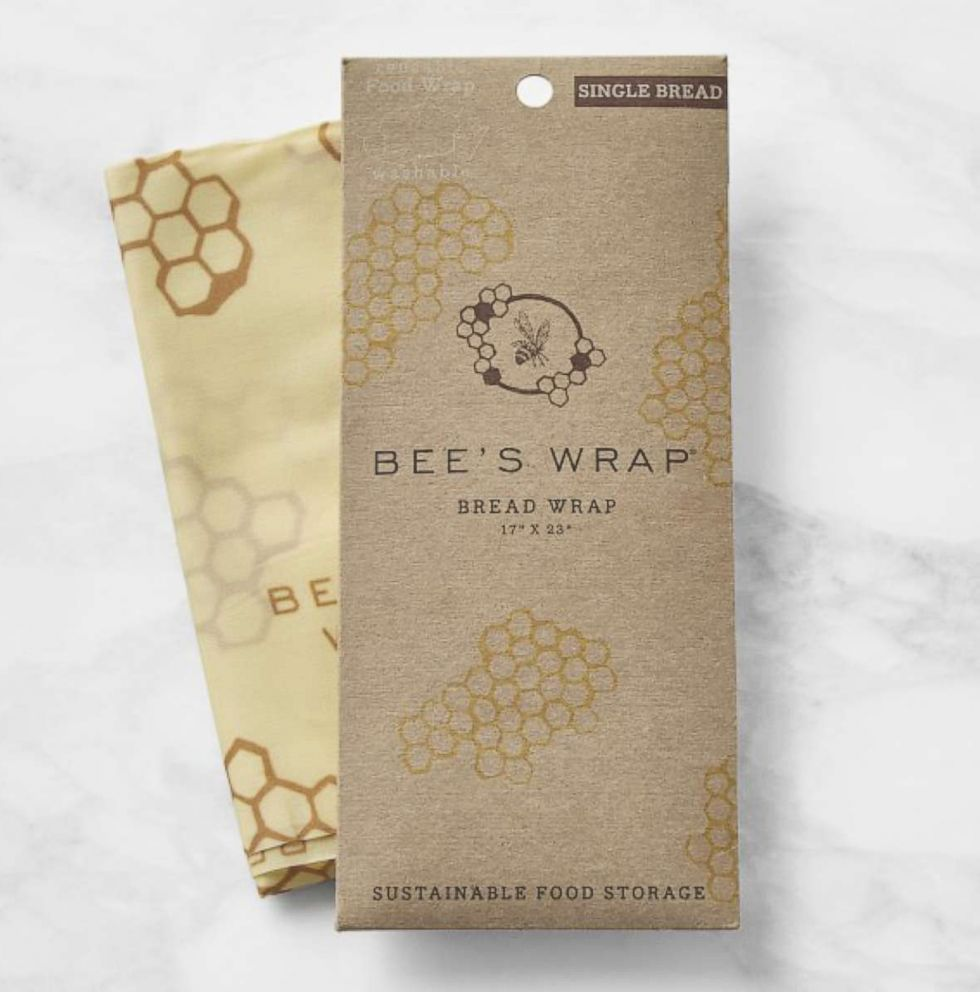 PHOTO: Bees wrap reusable paper sold by Williams Sonoma.