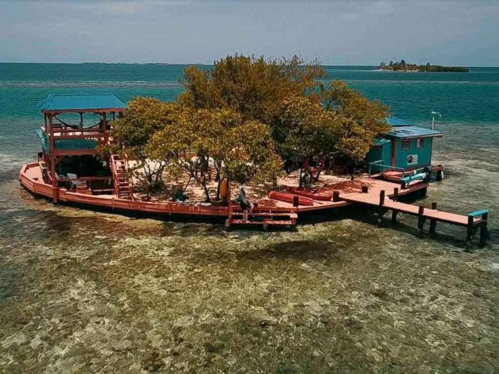 PHOTO: Travelers can stay on Bird Island, off the coast of Placencia, Belize, for a mere $595 per night.