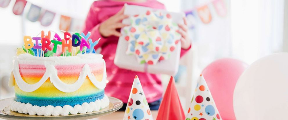 your kid will probably be invited to a 50 50 birthday party this